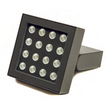 Aplique Led Modelo Livana