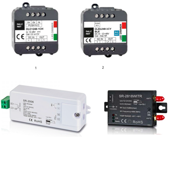 Led Electronic Equipment Control NLX-CTR-DALCNET CONVER