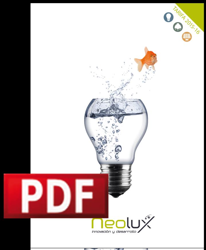 pdf tarifas 2015 neolux