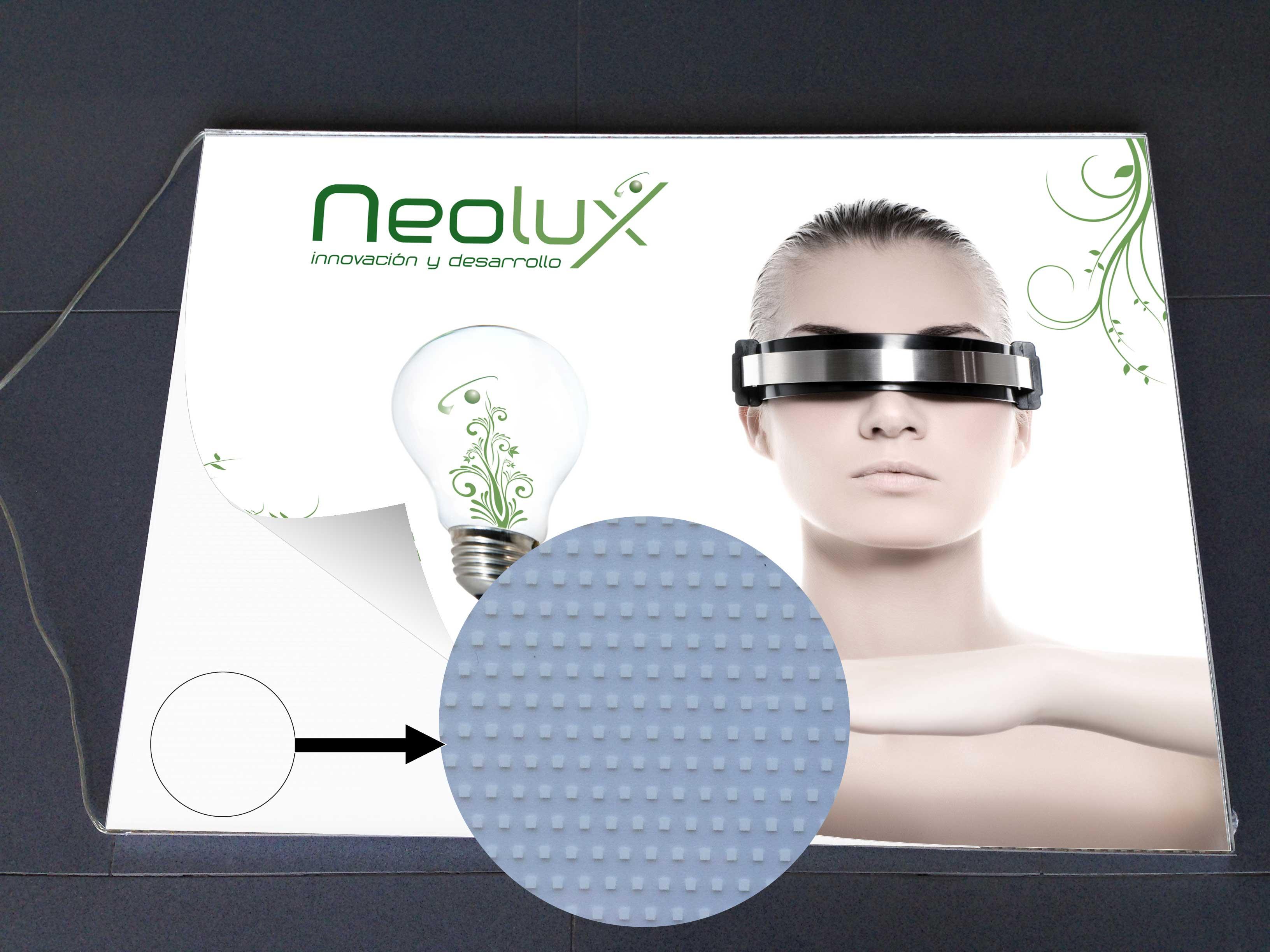 panel optico neolux